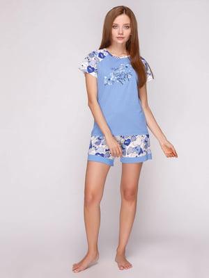 Піжама: футболка і шорти | 5159212