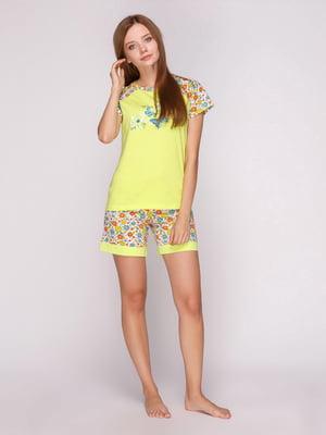 Піжама: футболка і шорти   5159213