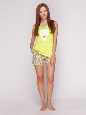 Піжама: футболка і шорти   5159220