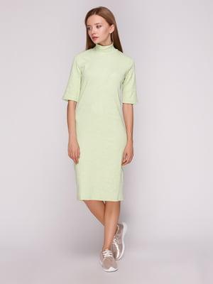 Сукня салатова | 5163591