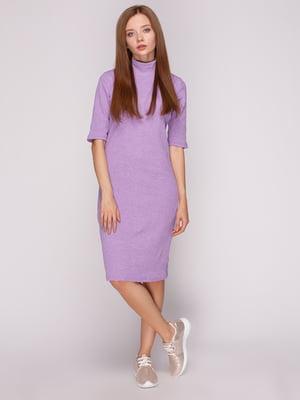 Платье фиолетовое | 5163593