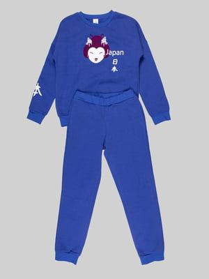 Комплект: світшот і штани | 5163538