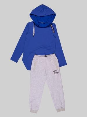 Худі синя | 5163531