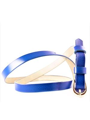 Ремінь синій | 5165432