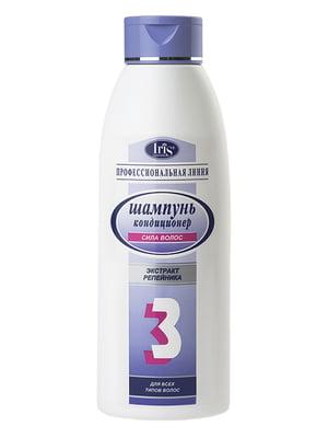 Шампунь №3 «Сила волосся з олією будяків» (1 л)   5082934