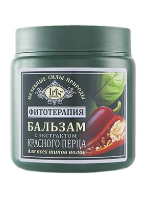 Бальзам для волос с экстрактом красного перца (500 мл) | 5082909