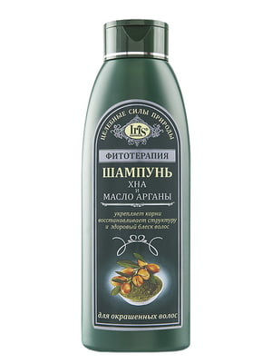 Шампунь «Хна и масло арганы» (500 мл) | 5082920