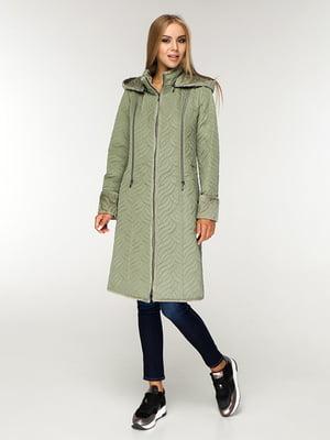 Куртка зелена | 5165715