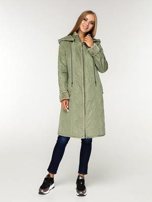 Куртка зелена | 5165716