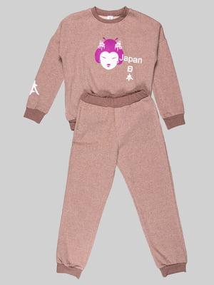 Комплект: свитшот и брюки | 5163533