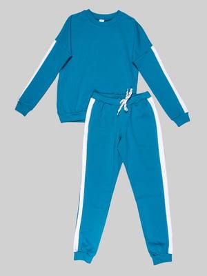 Комплект: світшот і штани | 5163542