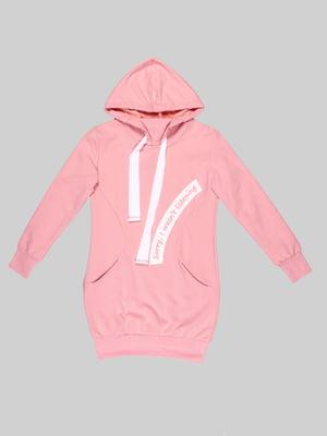 Платье розовое | 5163534