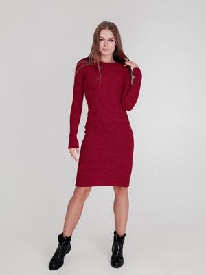 Сукня бордова | 4793730