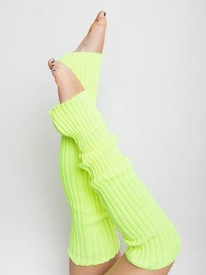 Гетри лимонного кольору | 5166312
