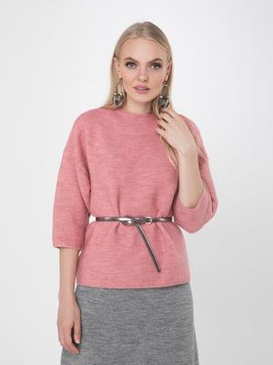 Джемпер розовый | 5166324