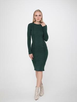 Платье зеленое | 5166365