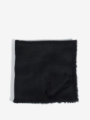Шарф черный | 4454854