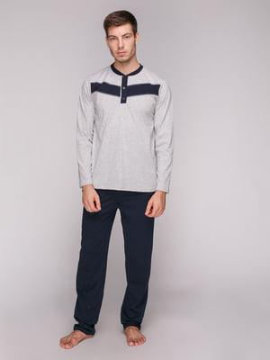 Піжама: лонгслів та штани | 5159286