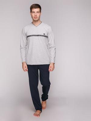 Піжама: лонгслів та штани | 5159290