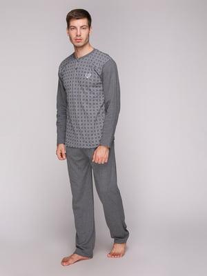 Пижама: лонгслив и брюки   5159247