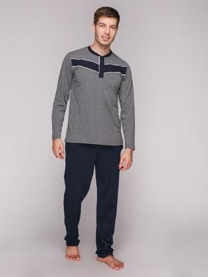 Піжама: лонгслів та штани | 5159287