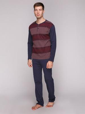 Пижама: лонгслив и брюки   5159245