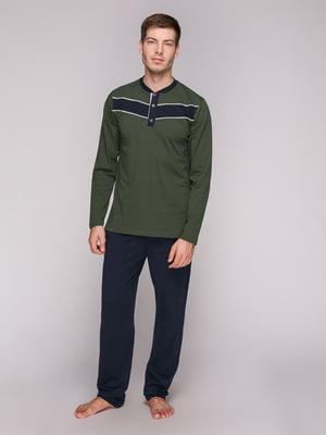 Пижама: лонгслив и брюки | 5159288