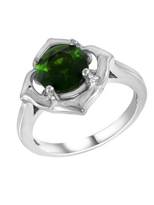 Серебряное кольцо с куб.циркониями | 5167015