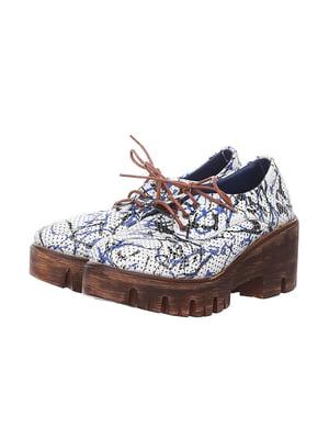 Туфлі в принт | 5165900