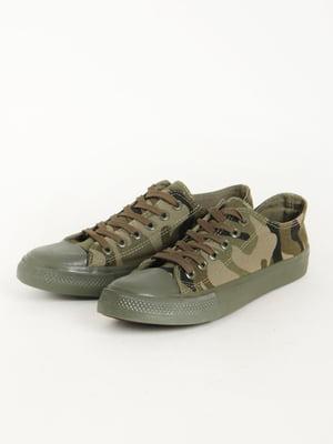 Кеды зеленые | 5165902