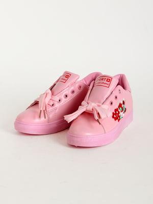 Кеды розовые | 5165908