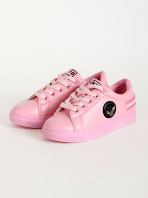 Кеды розовые | 5165909