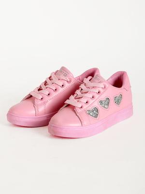 Кеди рожеві | 5165910