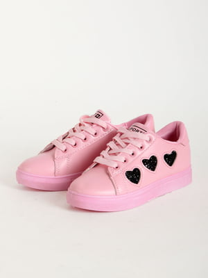Кеди рожеві | 5165911
