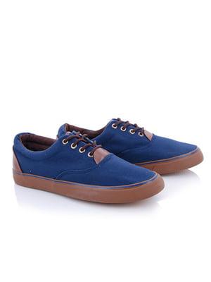 Кеды синие | 5165917