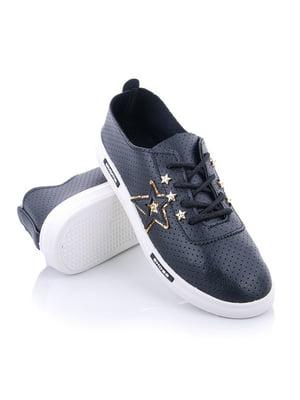 Кроссовки черные | 5165926