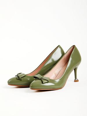 Туфли зеленые | 5166023