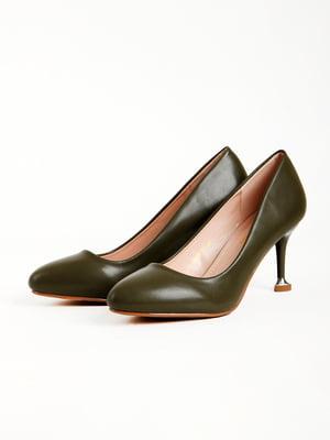 Туфли зеленые | 5166025