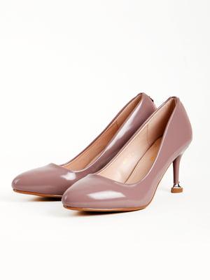 Туфли фиолетовые | 5166034