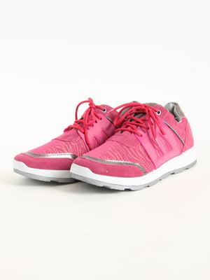 Кроссовки розовые | 5166105