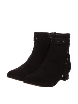 Ботинки черные | 5166119