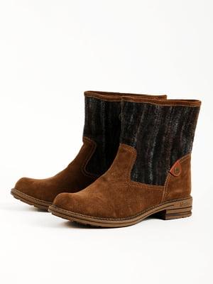 Ботинки коричневые   5166147
