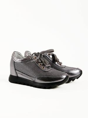 Кросівки сірі | 5166176