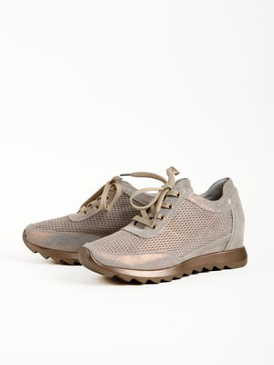 Кросівки золотисті | 5166177