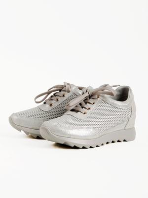 Кросівки сріблясті | 5166178