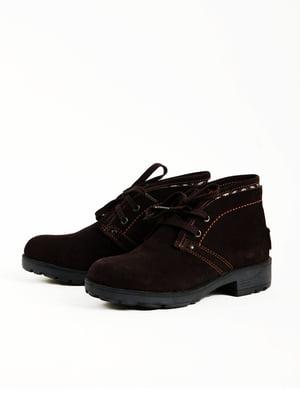 Ботинки коричневые   5166183