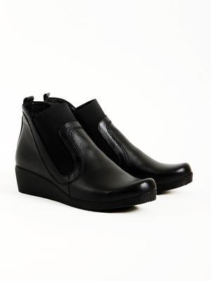Ботинки черные | 5166184