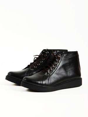 Ботинки черные | 5166215