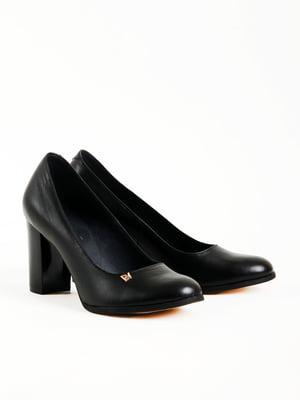 Туфлі чорні | 5166216