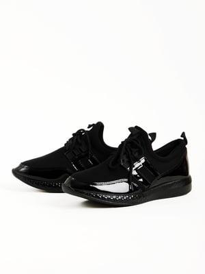 Кросівки чорні | 5166217